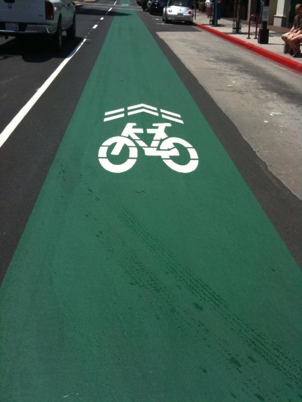 share lane
