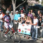 Bahati winning the Dana Point GP