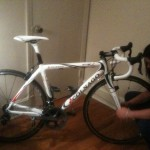 Colnago CX 1, Shimano Dra-Ace 7900 and Kendra tires - Booyaa!