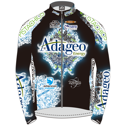 Adageo is selling team jerseys to benefit the Red Cross