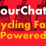 TourChats Cycling Fan Powered