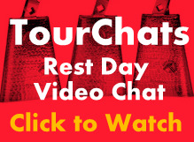 2011 Tour de France: Rest Day Live Chat