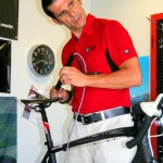 The Zin tool digitalizes the measurements of the bike in 3D