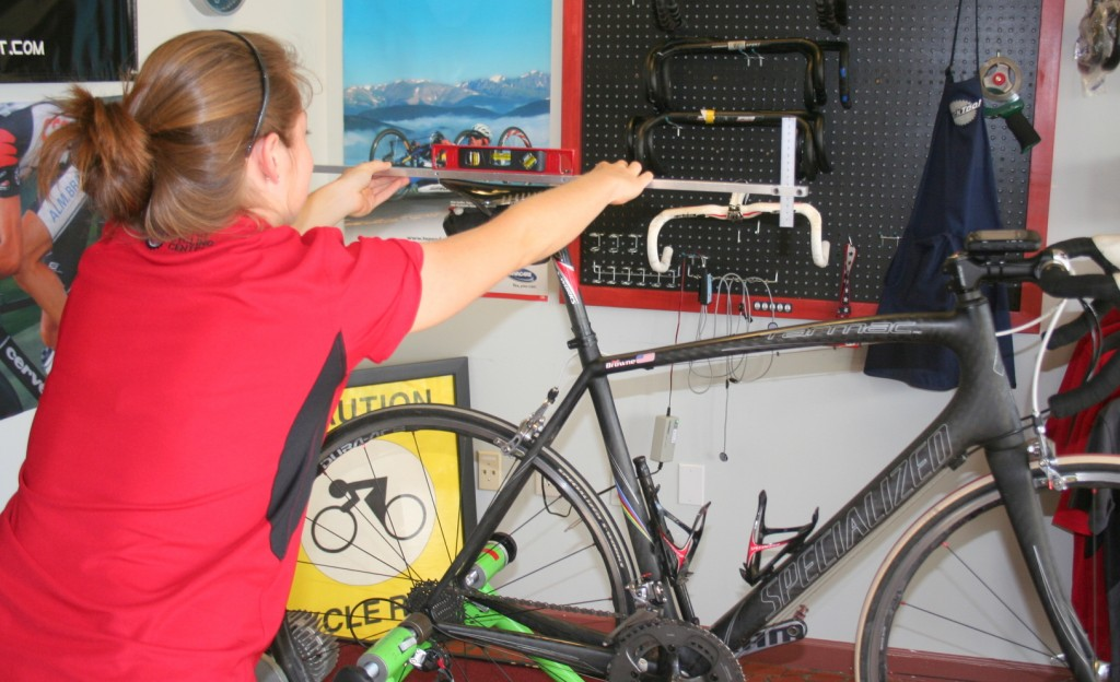 All your bike's measurements are taken.