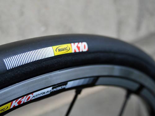 Mavic's K10 tire