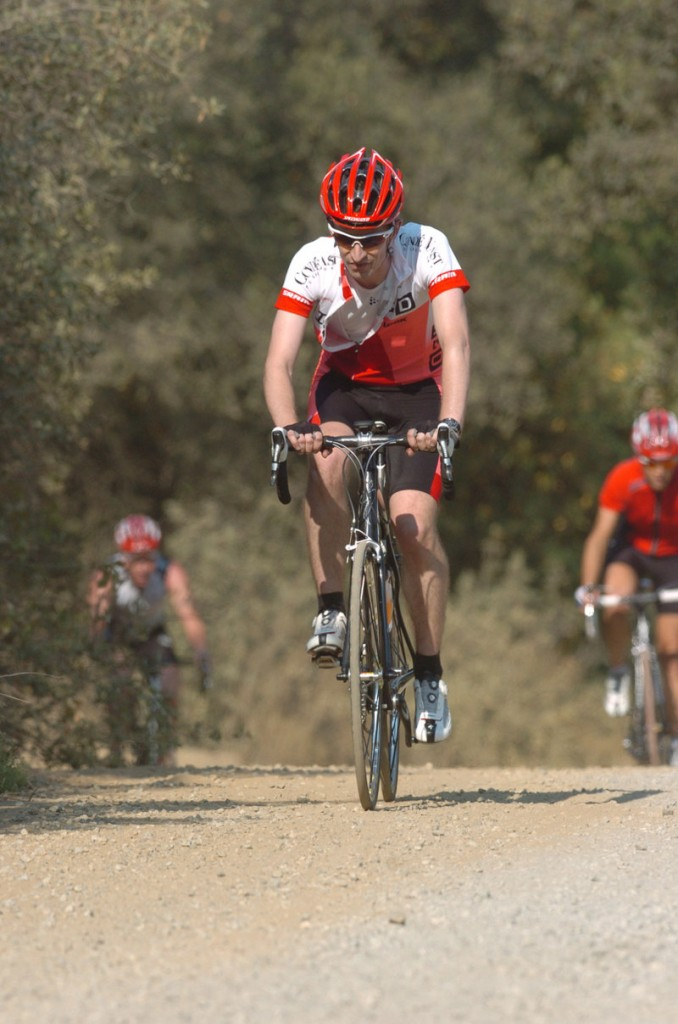 Mark McClusky - tech guro and bike geek