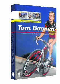 Boonen - Classics winner and author