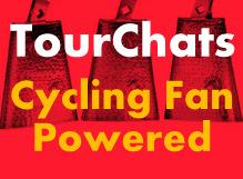 TourChats Cycling Fan Powered