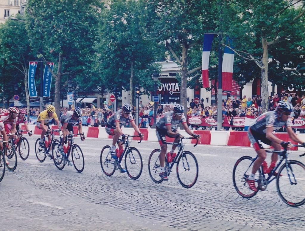 Tour de France CREDIT: Thomas Browne