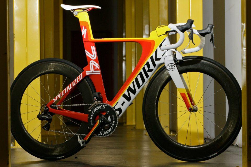 Shiv road bike for 2014?