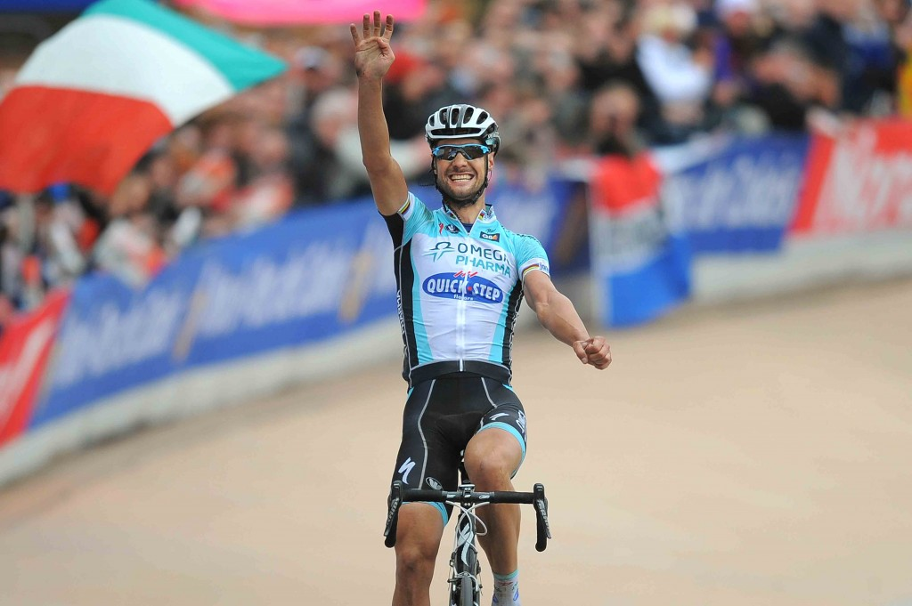 Boonen's victory proves I have a tiny bit of psychic ability