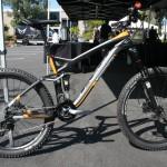 New mountain bikes!